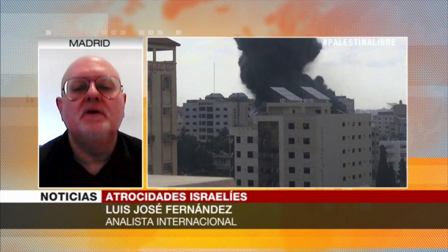 Fernández: Israel, siempre dispuesto a cometer crímenes terribles