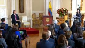 Crece la indignidad pública en Colombia