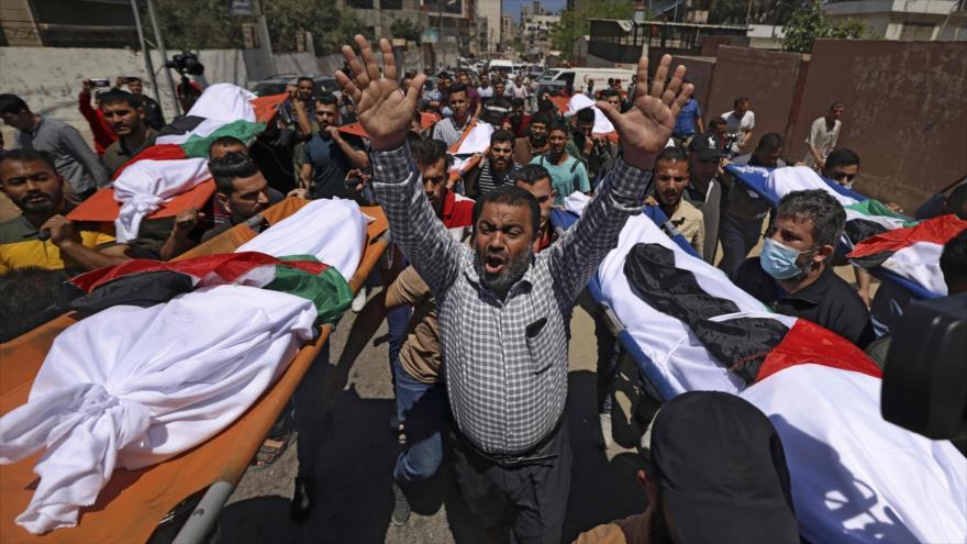 Irán: Palestinos tienen derecho inherente de defensa ante Israel | HISPANTV