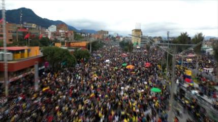 ¡Fuera Duque!: indignados convocan nueva marcha para el 19 de mayo