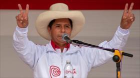 Pedro Castillo, favorito a ascender al poder en la Casa de Pizarro