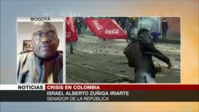 Zúñiga: Élite colombiana no permite desarrollo democrático del país
