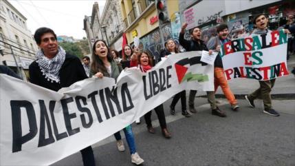 Convocatoria en Chile: Palestina Resiste; manifiéstate por Gaza