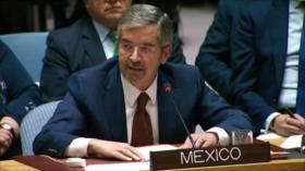 México condena indiscriminadas ofensivas israelíes contra Gaza