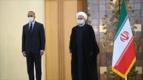 Irán advierte de los planes de EEUU en la frontera sirio-iraquí