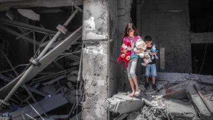 Unicef advierte: Ningún lugar es seguro para los niños en Gaza