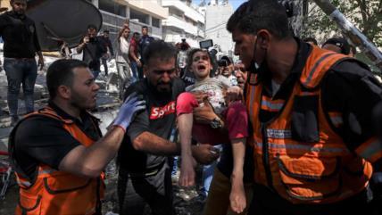 """Irán tacha de """"inaceptable"""" apoyo de Europa a los crímenes de Israel"""