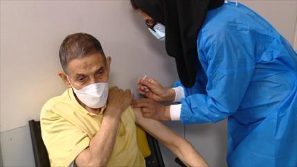 Irán inaugura su mayor centro de vacunación contra la COVID-19
