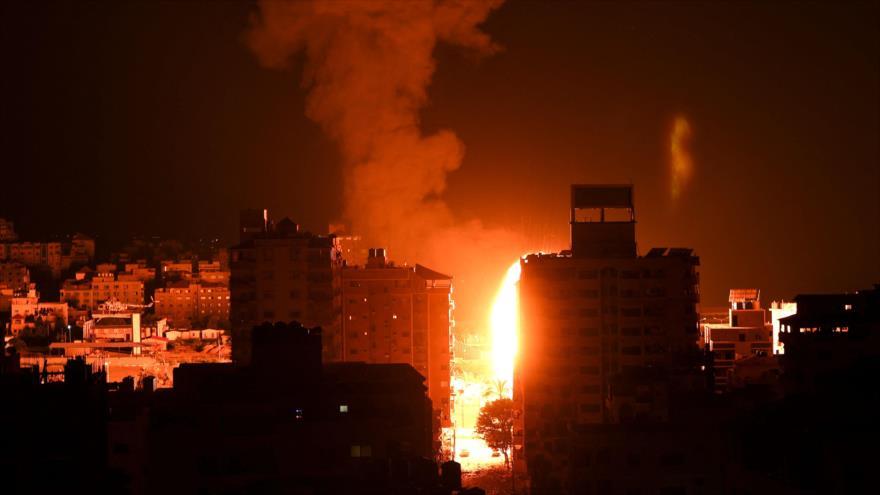 Palestina denuncia: Israel usa bombas de fósforo blanco contra Gaza | HISPANTV
