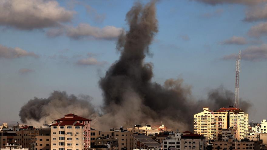 Ataque israelí mata a un padre y a su hija en Gaza | HISPANTV