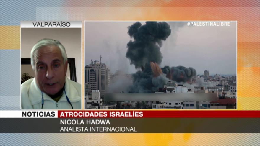 Hadwa: Comunidad internacional es cómplice de crímenes de Israel