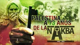 Detrás de la Razón; Día de la Nakba: 73 años de la expulsión palestina