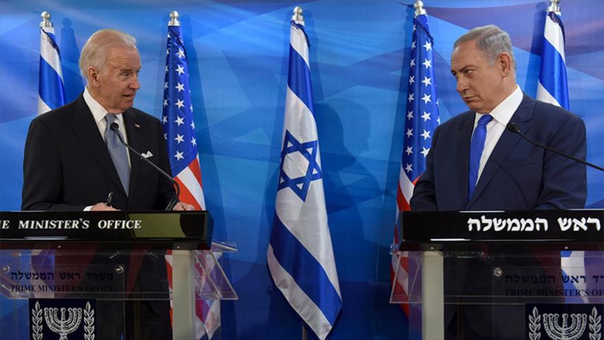 Congresista de EEUU denuncia: Biden acata órdenes de Netanyahu | HISPANTV