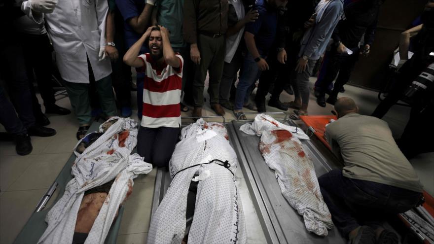 Irán: EEUU ayuda a Israel a matar con precisión a niños palestinos | HISPANTV