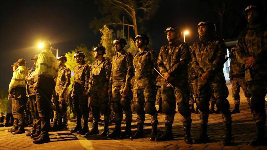 Duque ordena despliegue máximo de militares para reprimir protestas | HISPANTV