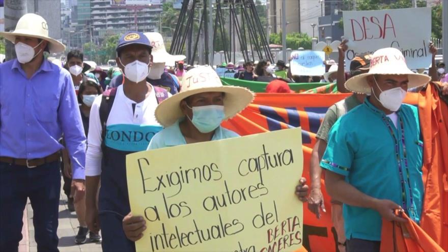 Pueblos indígenas se movilizan contras las ZEDES en Honduras