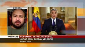 Turbay: Colombia marcha en demanda de derechos civiles violados