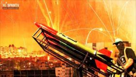 """""""Espada de Al-Quds"""" desbarató los cálculos de Israel"""
