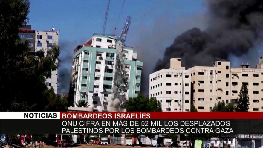 Atrocidades israelíes. Ataques Contra Gaza. Hostilidad hacia Cuba – Noticias Exprés: 19:30 – 19/05/2021