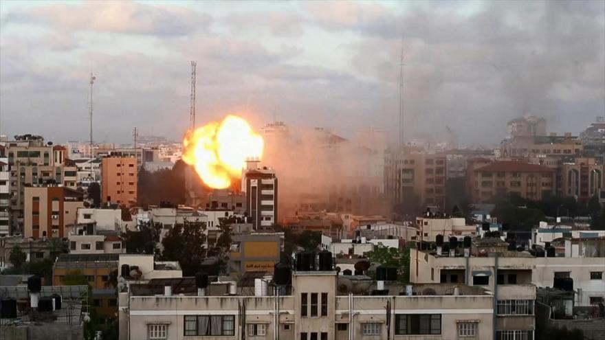 Atrocidades israelíes. Ataques Contra Gaza. Hostilidad hacia Cuba