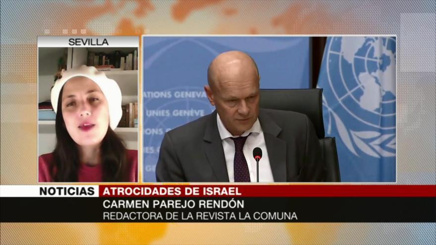 Rendón: Israel teme la capacidad militar de Resistencia Palestina