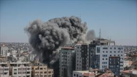 Desde Chile condenan ataque israelí al libre trabajo de informar