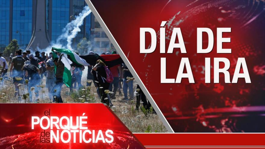 El Porqué de las Noticias: Atrocidades de Israel. Brutalidad Policial en Colombia. Migrantes hacia España