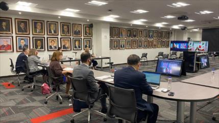 Primera reunión entre EEUU, México y Canadá sobre el T-MEC