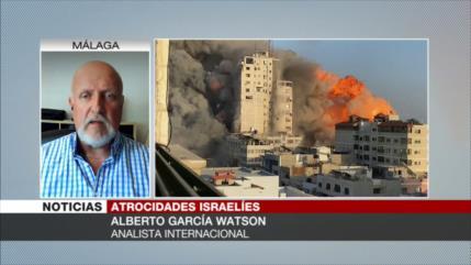 Watson: ONU cumple papel de bochorno ante masacre israelí en Gaza