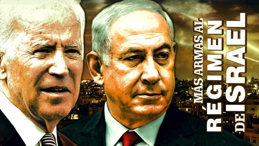 Detrás de la Razón: Más armas para Israel en medio de su agresión a Palestina | HISPANTV