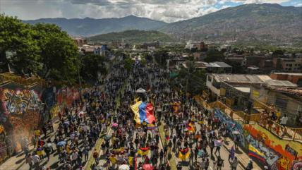 Colombia indaga 178 casos de abusos contra civiles en protestas