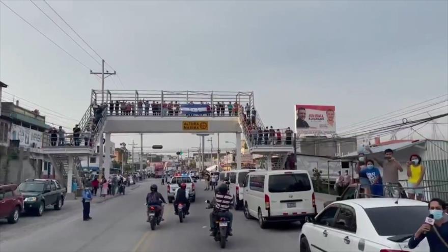 Queda de manifiesto inoperancia del presidente de Honduras