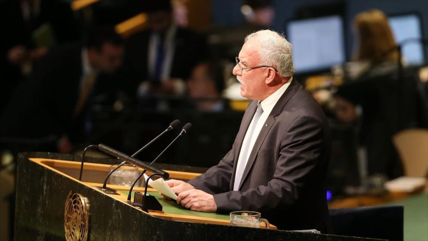 Palestina pide ante ONU responsabilizar a Israel en vez de armarlo | HISPANTV