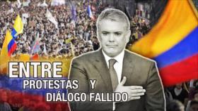 Detrás de la Razón: Colombia entre paro y diálogo fallido
