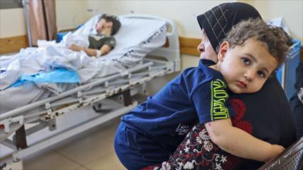 """ONU tilda de """"infierno en la tierra"""" la vida de los niños en Gaza"""