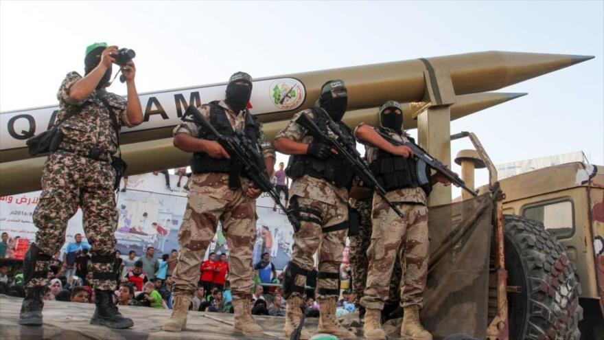 HAMAS: Israel ha admitido su fracaso al aceptar alto el fuego