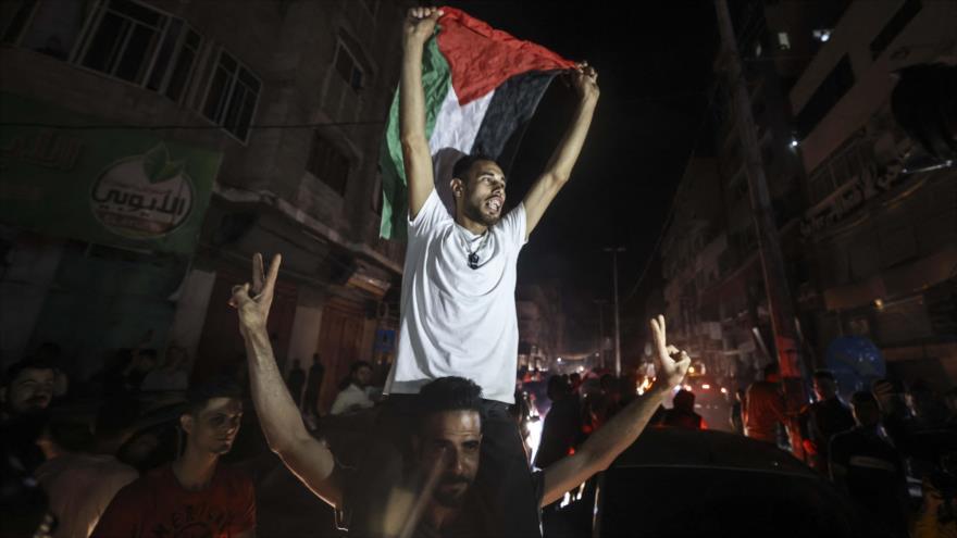 Irán felicita a Palestina por 'imponer nueva ecuación' a Israel   HISPANTV