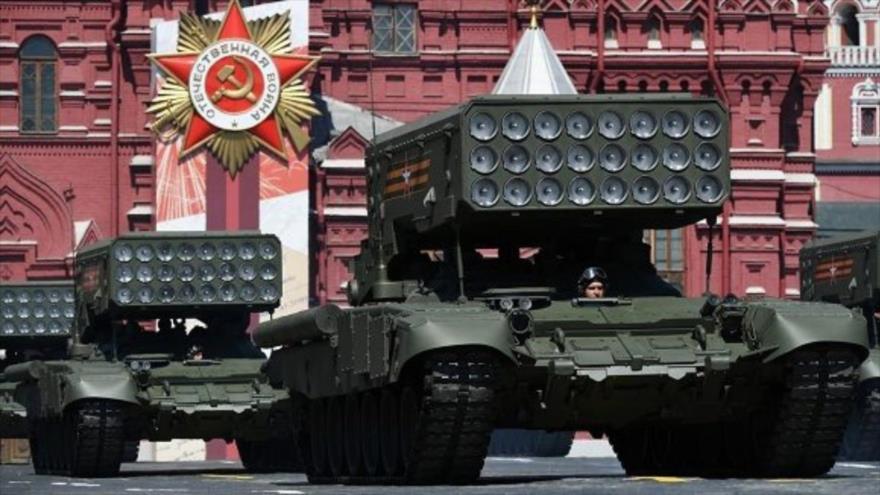 Ejército de Rusia, el más poderoso del mundo en equipamiento   HISPANTV