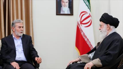 Yihad Islámica felicita a Líder por victoria de la Resistencia