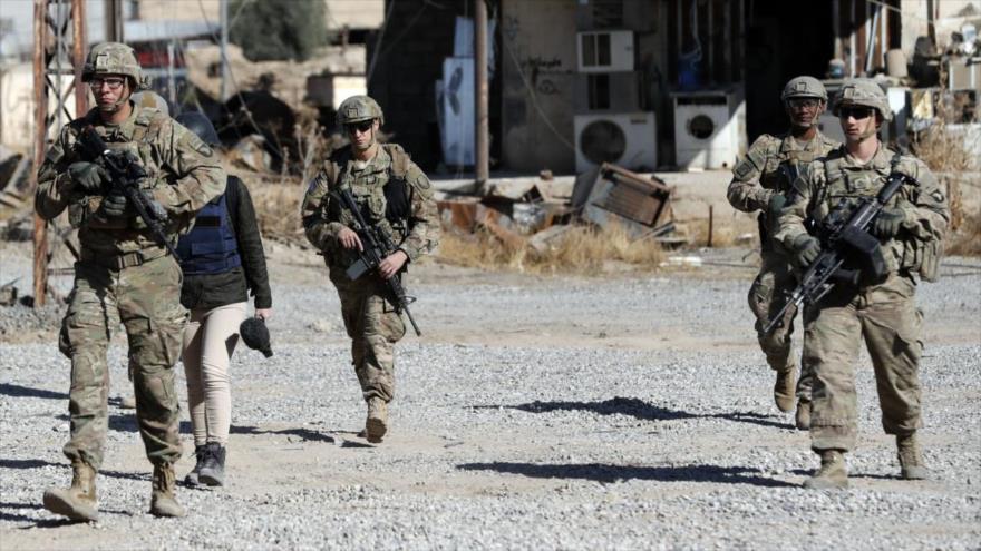Hezbolá de Irak: EEUU no entiende nada más que lenguaje de fuerza   HISPANTV