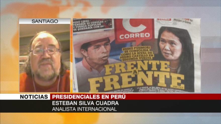 Cuadra: Terror y campaña sucia marcan el balotaje en Perú