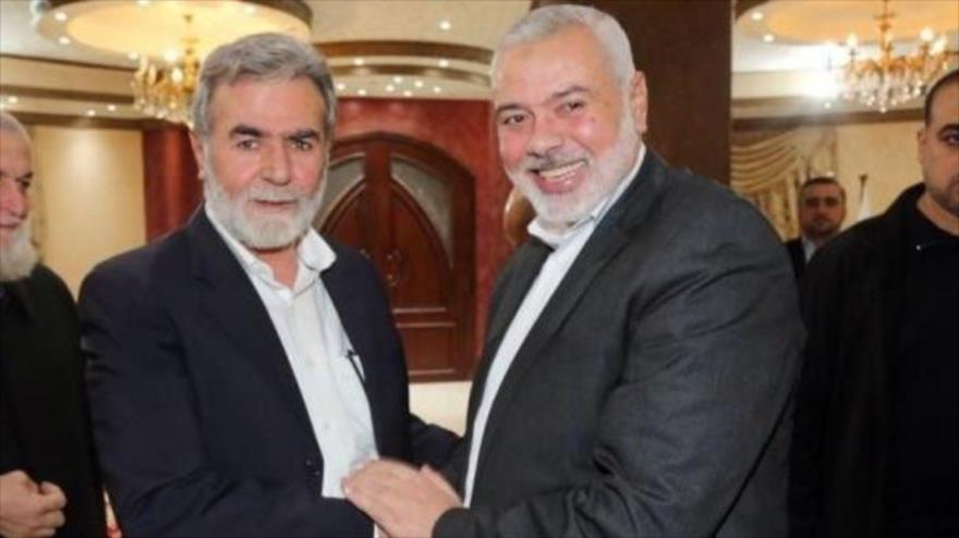 HAMAS y Yihad Islámica celebran derrota de Israel en Gaza | HISPANTV