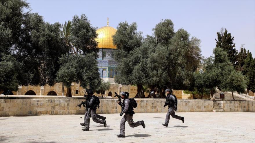 ¿Nuevo conflicto a punto de estallar?: Israel irrumpe en Al-Aqsa | HISPANTV