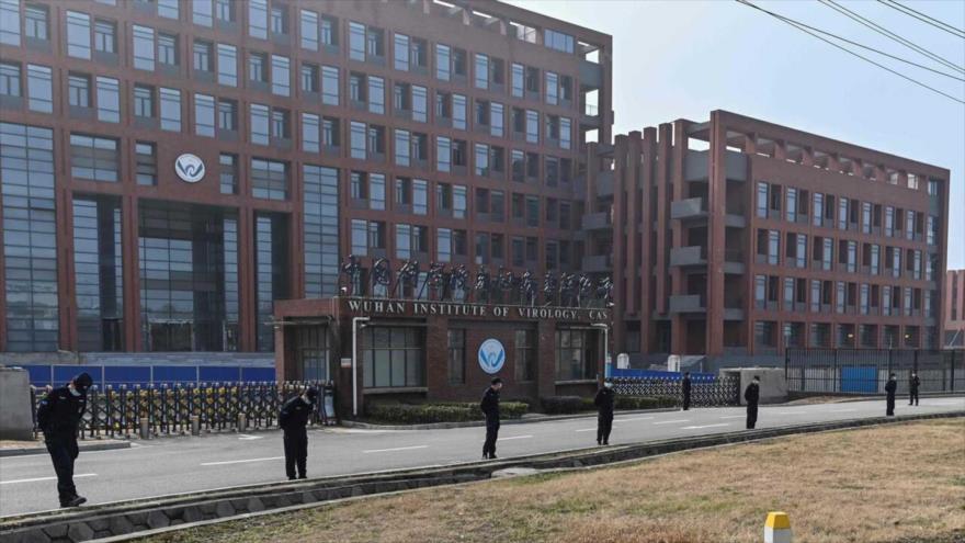 El Instituto de Virología de Wuhan, China. (Foto: rtve)
