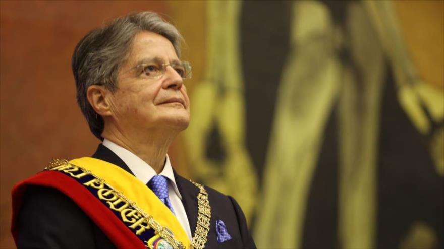 Guillermo Lasso juramenta como nuevo presidente de Ecuador
