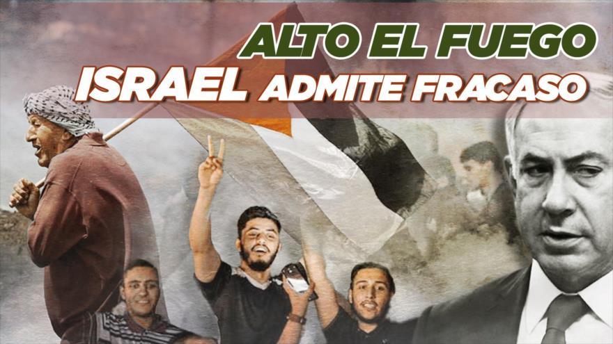 Detrás de la Razón: El alto el fuego de Israel y Palestina