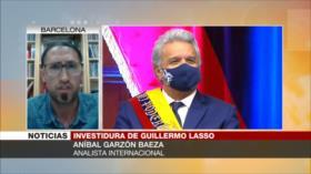 Garzón: Políticas de Lasso generarán conflicto potente en Ecuador
