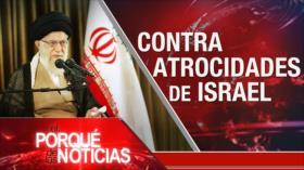 El Porqué de las Noticias: Respuesta de Líder. Pacto nuclear iraní. Investidura de Lasso