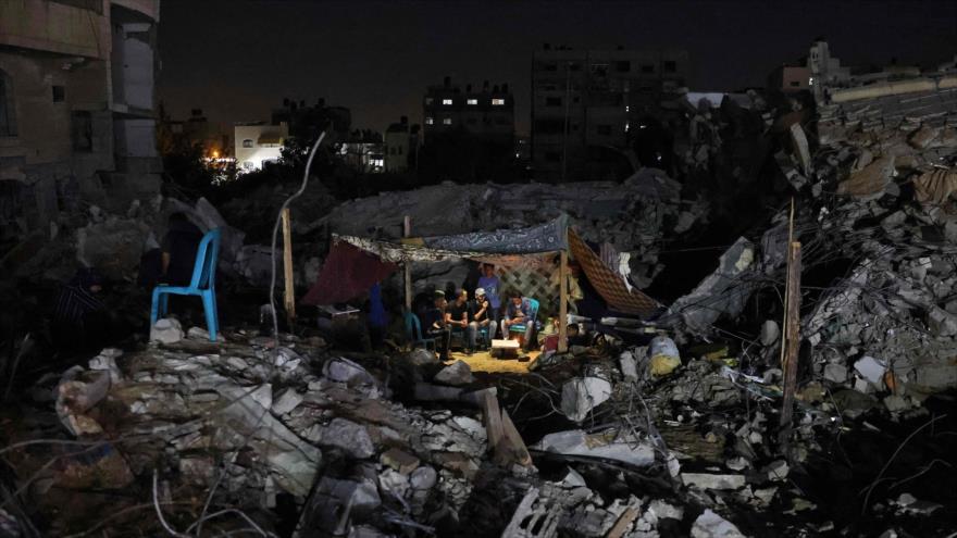 500 demócratas piden a Biden condenar la agresión israelí en Gaza | HISPANTV