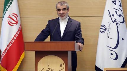 Irán anuncia lista final de candidatos para las presidenciales